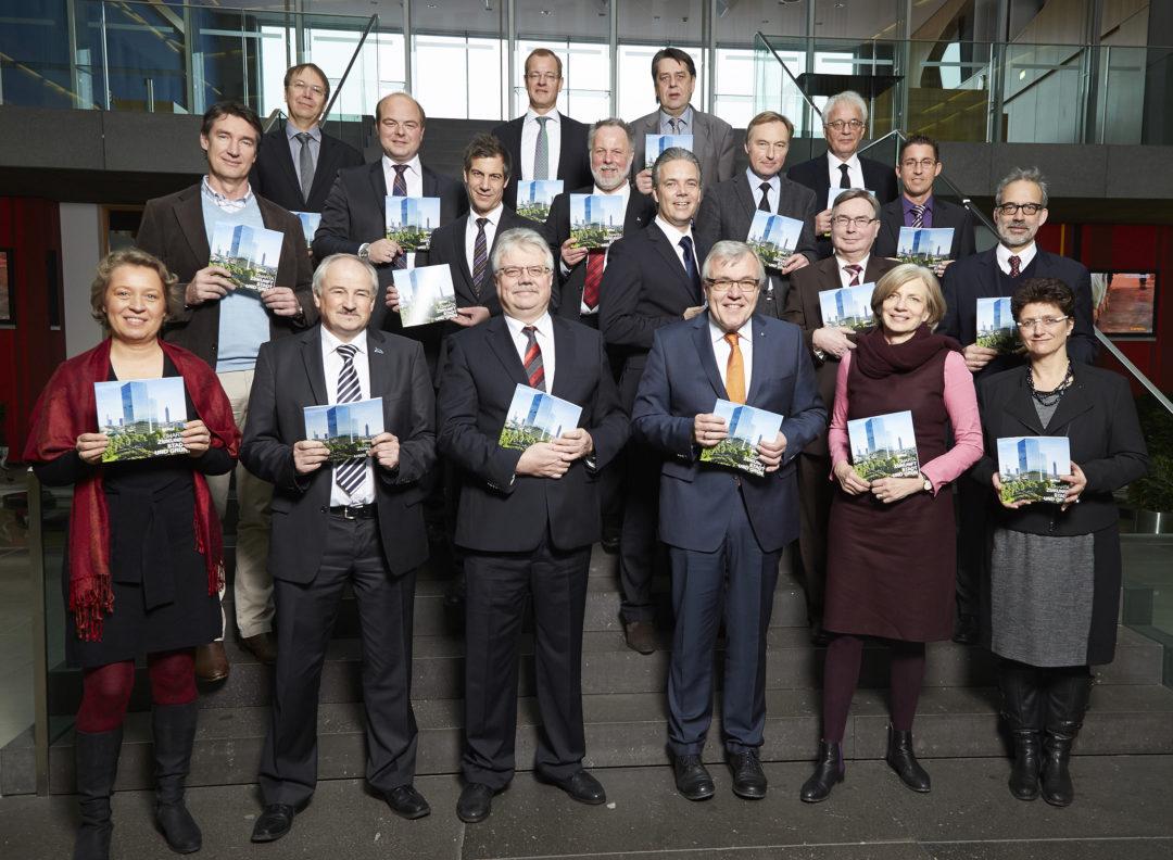 ZIA unterzeichnet Charta Zukunft Stadt und Grün