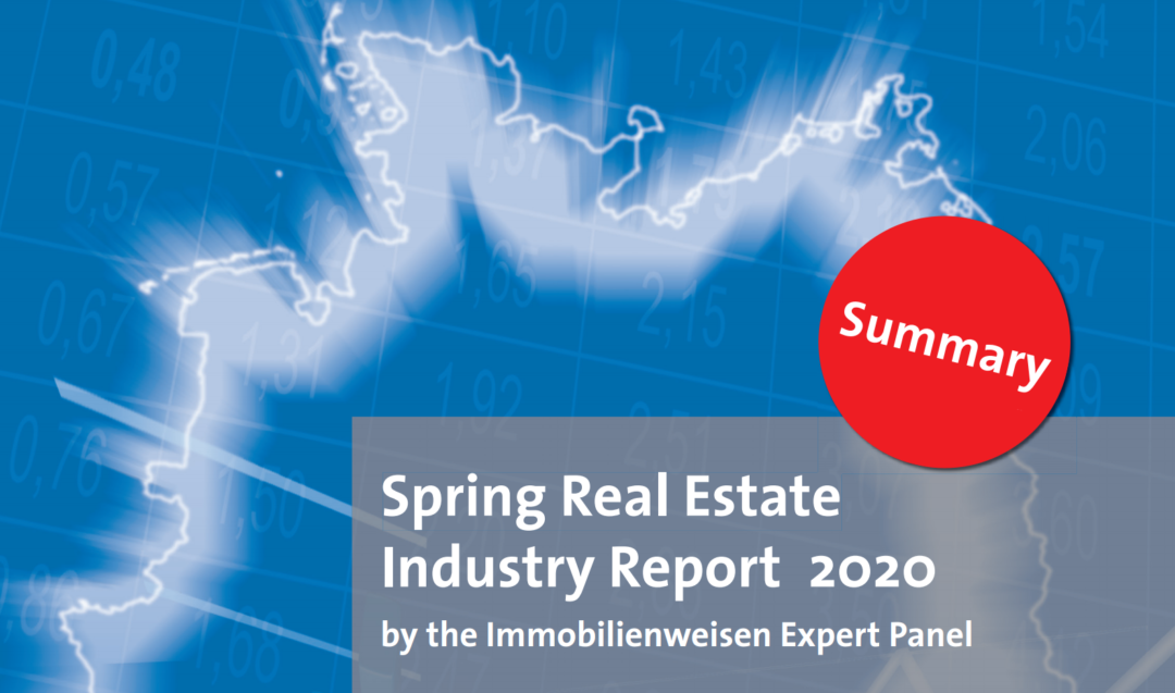 Spring Real Estate Industry Report 2020 (Summary)