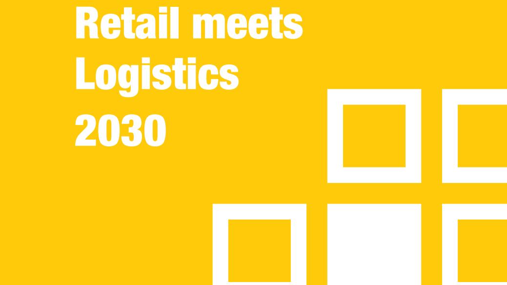 Retail meets Logistics