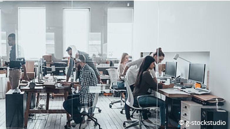 Innovative Bürokonzepte