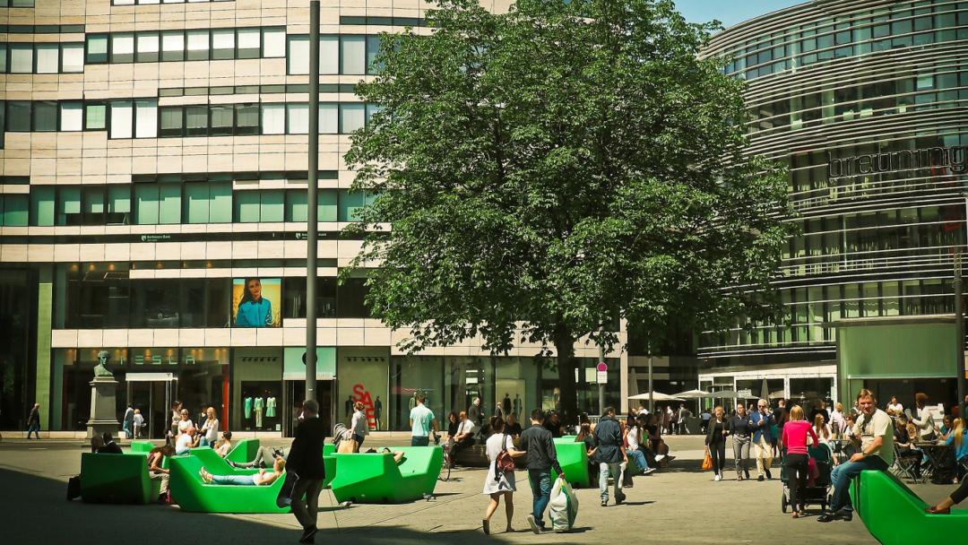 Innenstadtentwicklung: Maßnahmen für ein investitionsfreundliches Klima und der Beitrag der Immobilienwirtschaft